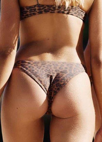Ark Leopard Print Swimsuit