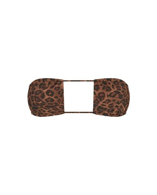 Leopard Minimal Bandeau
