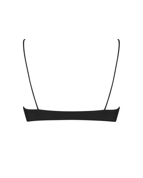 round neck crop top